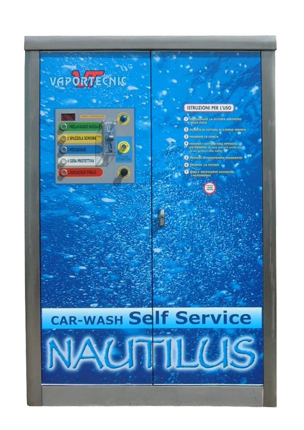 Instalatie Spalare In Self Service Monopista (Camion): Model Nautilus